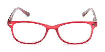 Front of The Symphony in Red/Tortoise