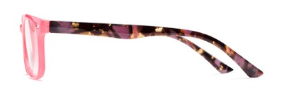 Side of The Symphony in Pink/Tortoise