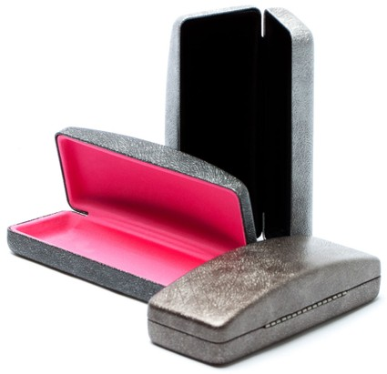 Image #4 of Women's Glitter Reading Glasses Case