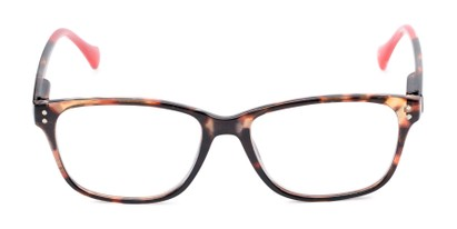 Front of The Taft in Red Tortoise