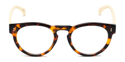 Front of The Timber in Glossy Tortoise/Wood