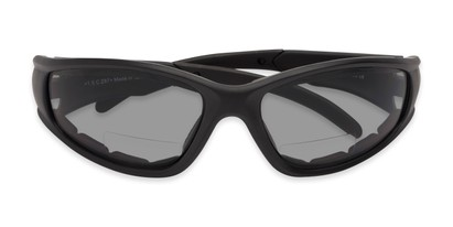 tinted bifocal safety goggles