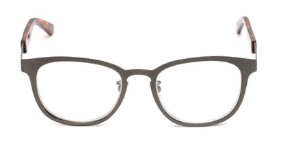 Front of The Warwick Signature Reader in Silver/Tortoise
