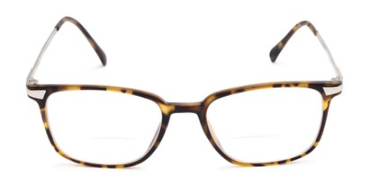 Front of The Wetherford Bifocal in Tortoise/Silver