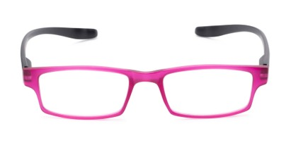 colorful translucent matte frame readers
