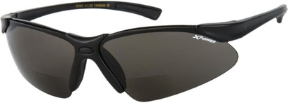 Image #4 of Women's and Men's X Power Bifocal Safety Glasses with Interchangeable Lenses
