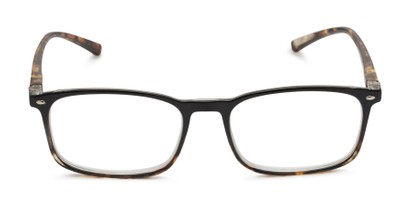 Front of The Yonkers in Black/Tortoise