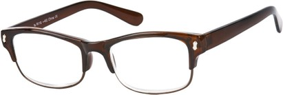 Angle of The Manchester in Brown, Women's and Men's
