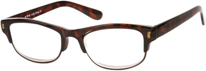 Angle of The Manchester in Tortoise, Women's and Men's
