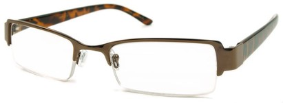 Angle of The Abbott in Copper Tortoise, Women's and Men's