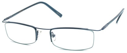 Angle of The Johnson in Blue Frame with Blue, Women's and Men's