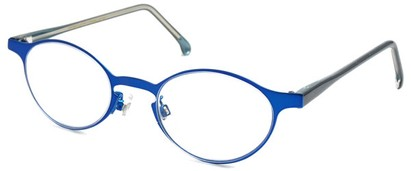 Angle of The Bronson in Blue and Black, Women's and Men's