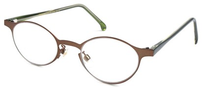 Angle of The Bronson in Bronze and Green, Women's and Men's