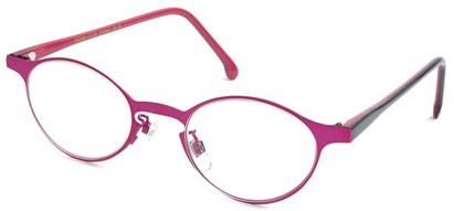 Angle of The Bronson in Pink and Black, Women's and Men's