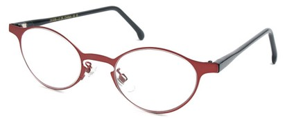 Angle of The Bronson in Red and Black, Women's and Men's