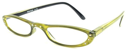 Angle of The Charlotte in Yellow and Black, Women's and Men's