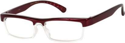 Angle of The Eugene in Red/White, Women's and Men's