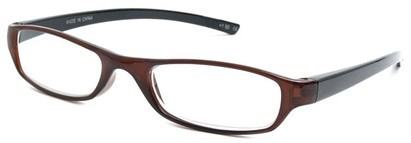 Angle of The Avalon in Brown and Black, Women's and Men's