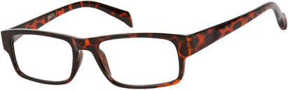 Angle of The Holmes in Brown Tortoise, Women's and Men's