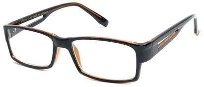 Angle of The Colorado in Black and Brown, Women's and Men's