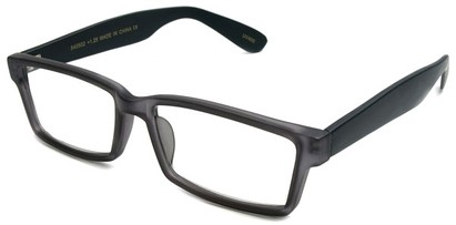 Angle of The Snider in Matte Black, Women's and Men's