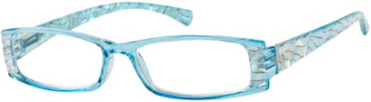 Angle of The Joanne in Light Blue, Women's and Men's