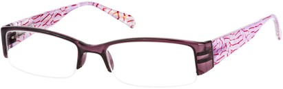 Angle of The Presley in Brown/Pink Marble, Women's and Men's