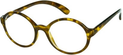 Angle of The Sheldon in Green Tortoise, Women's and Men's