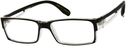 Angle of The Alexander in Black/Clear, Women's and Men's
