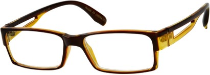 Angle of The Alexander in Brown/Yellow, Women's and Men's