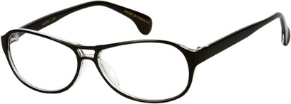 Angle of The Telluride in Black/Clear, Women's and Men's