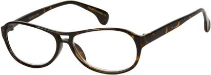 Angle of The Telluride in Brown Tortoise, Women's and Men's