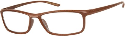 Wood Grain Reading Glasses