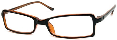 Angle of The Cypress in Brown and Orange, Women's and Men's