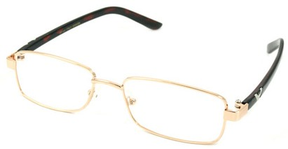 Angle of The Riley in Gold/Tortoise, Women's and Men's