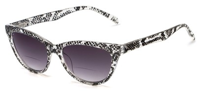 Snakeprint Bifocal Sun Readers