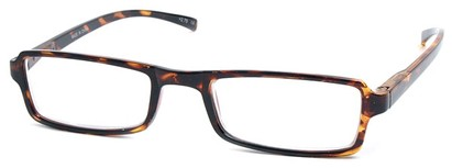 Angle of The St. Tropez in Tortoise, Women's and Men's
