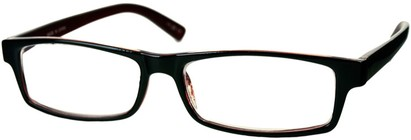 Angle of The Sacramento in Red and Black Frame, Women's and Men's