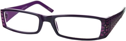 Angle of The Allison in Purple, Women's and Men's