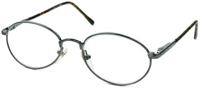 Angle of The Stockholm in Grey and Dark Tortoise, Women's and Men's