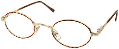 Angle of The Moscow in Tortoise and Gold, Women's and Men's