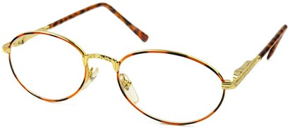 Angle of The Stockholm in Light Tortoise and Gold, Women's and Men's