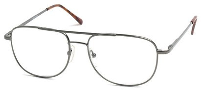 Angle of The Wallace in Grey and Tortoise Frame, Women's and Men's