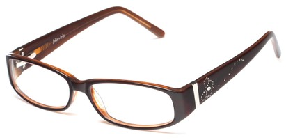 Angle of Arden by felix + iris in Brown, Women's Rectangle Reading Glasses