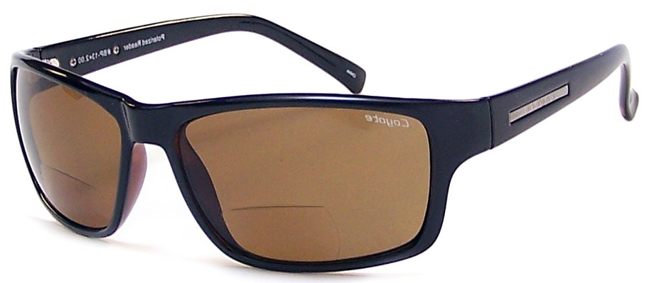 Polarized Bifocal Sunglasses  coyote polarized bifocal sunglasses bp 13