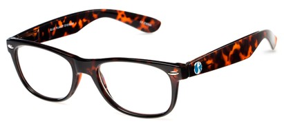 Angle of The Grace & Beauty in Dark Tortoise, Women's and Men's