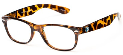 Angle of The Grace & Beauty in Light Tortoise, Women's and Men's