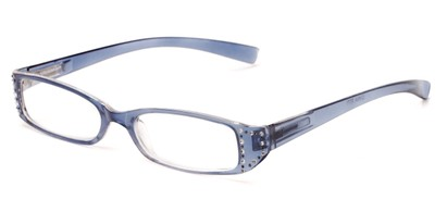 Angle of The Bonnie in Blue, Women's Rectangle Reading Glasses