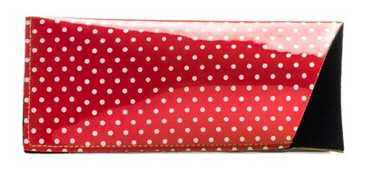 Polka Dot Reading Glasses Case