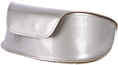 Angle of Large Patent Case  in Silver, Women's and Men's